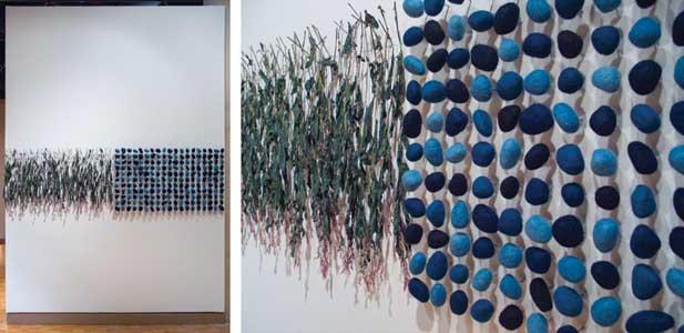 Contemporary Textile Installations